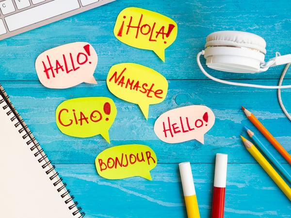 apps para niños aprender idiomas